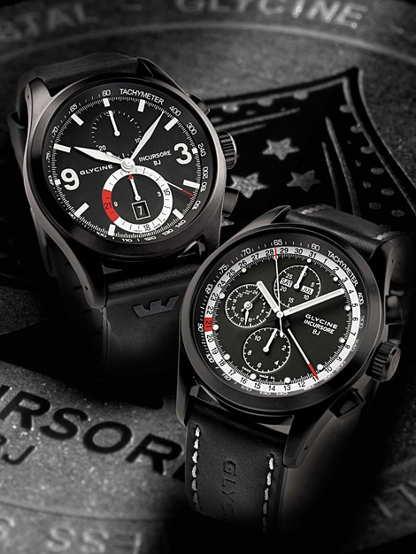 Glycine Incursore Black Jack Manual