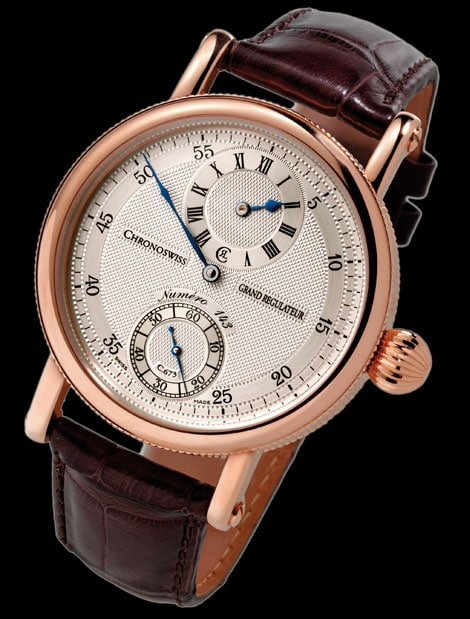 Chronoswiss Grand Régulateur
