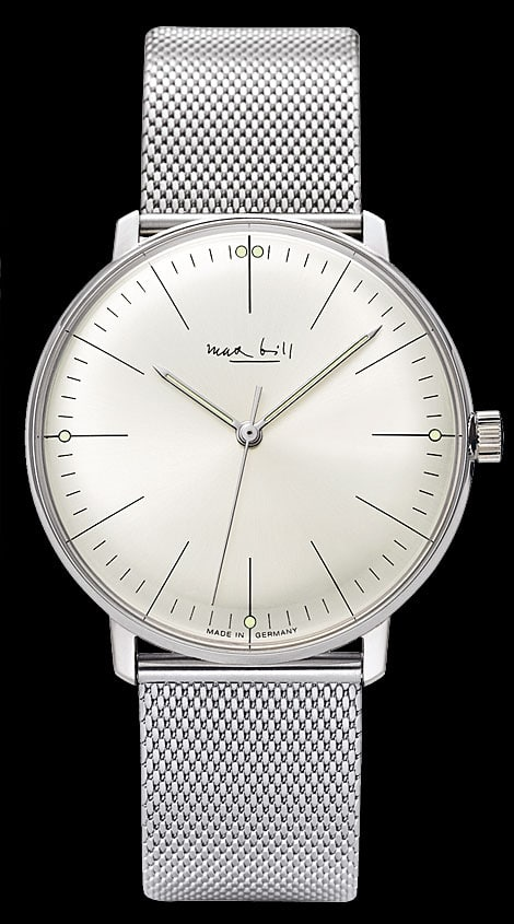Junghans Max Bill Limited Edition Automatic