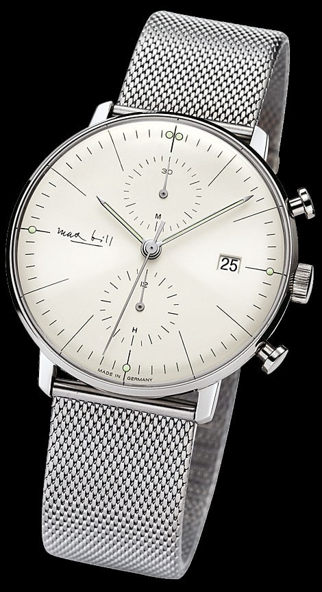 Junghans Max Bill Limited Edition Chronoscope