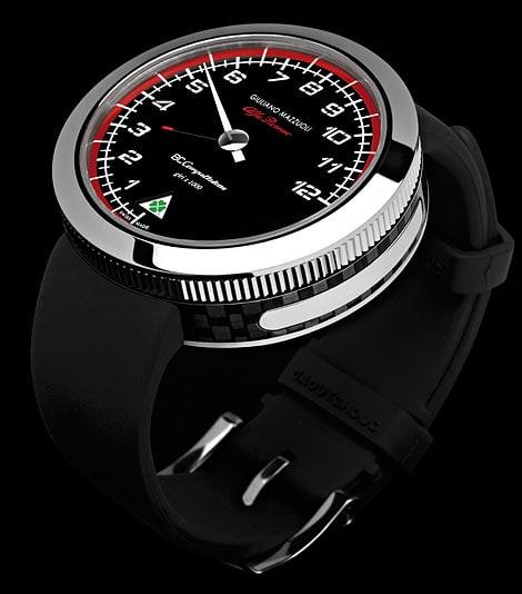 Frisch enthüllt: Mazzuolis Contagiri - Uhrsachen Bern