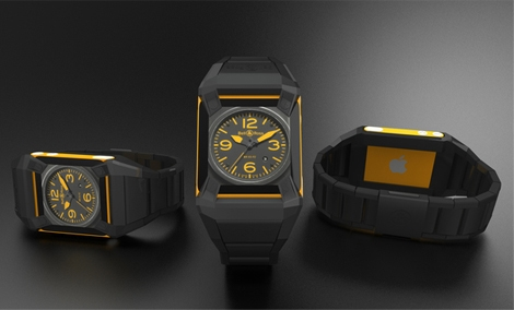 Bell & Ross im ipod nano
