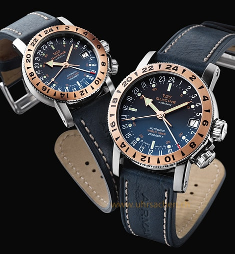 Glycine Airman 17 und Airman 18 Royal
